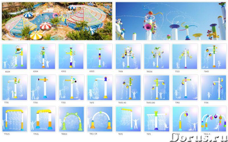 Детские водные игровые комплексы - Прочее по отдыху и спорту - Поставляем и монтируем детские водные..., фото 6