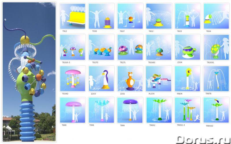 Детские водные игровые комплексы - Прочее по отдыху и спорту - Поставляем и монтируем детские водные..., фото 7