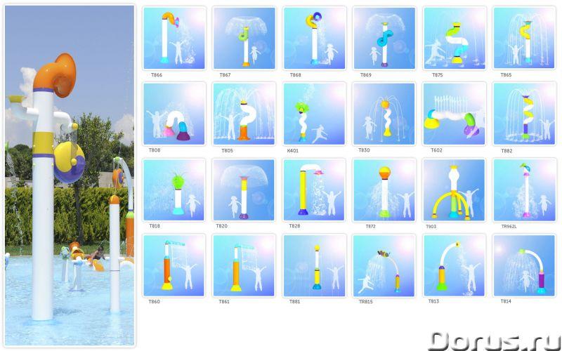 Детские водные игровые комплексы - Прочее по отдыху и спорту - Поставляем и монтируем детские водные..., фото 8