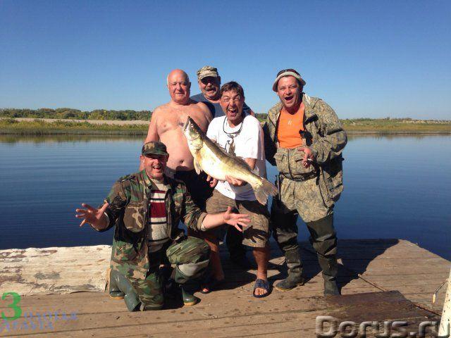 рыбалка в пойме фото