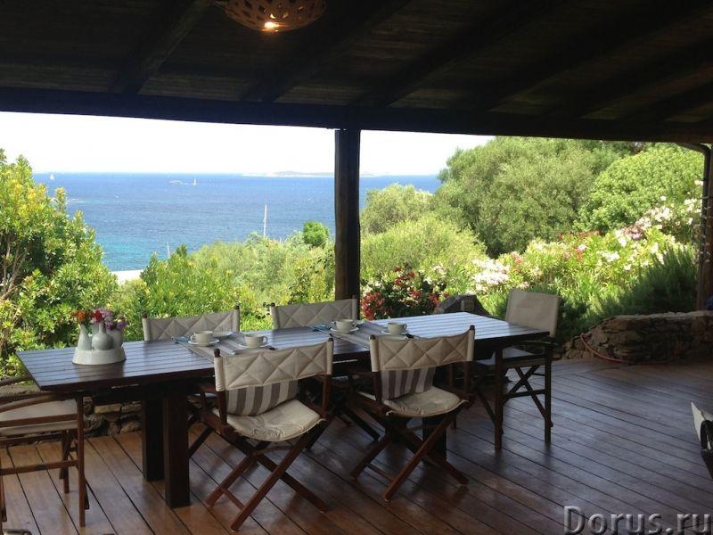 Вилла в Портиско - Недвижимость за рубежом - Вилла в аренду, сдается в Коста Смеральде, на Сардинии..., фото 1