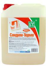 Сандим-Термо беспенное - Бытовая химия - Беспенное высокощелочное чистящее средство, предназначенное..., фото 1