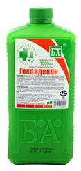 Гексадекон - Бытовая химия - Универсальное дезинфицирующее средство для поверхностей, оборудования и..., фото 1