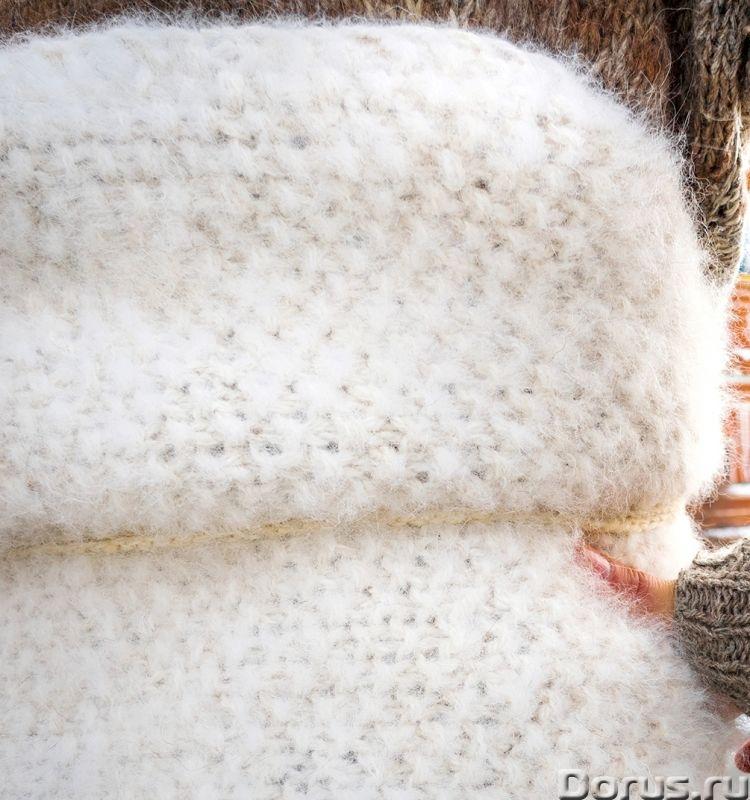 Пояс самоедский белый АНТИРАДИКУЛИТНЫЙ .Радикулит.Спина - Услуги народной медицины - Пояс самоедский..., фото 6