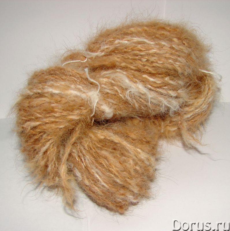 Прядение собачьего пуха (подшерстка собаки) .Прядение шерсти - Прочие услуги - Прядение собачьего пу..., фото 8