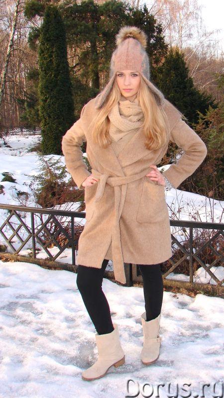 Шапка-шлем женская зимняя «Клеопатра» - Одежда и обувь - Шапка-шлем женская зимняя «Клеопатра» из со..., фото 4
