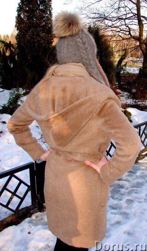 Шапка-шлем женская зимняя «Клеопатра» - Одежда и обувь - Шапка-шлем женская зимняя «Клеопатра» из со..., фото 5