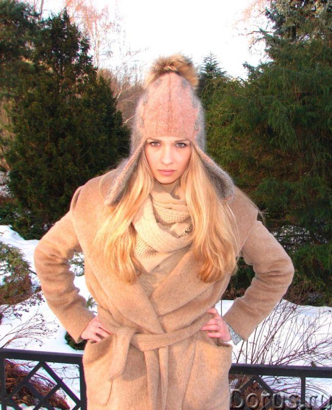 Шапка-шлем женская зимняя «Клеопатра» - Одежда и обувь - Шапка-шлем женская зимняя «Клеопатра» из со..., фото 9