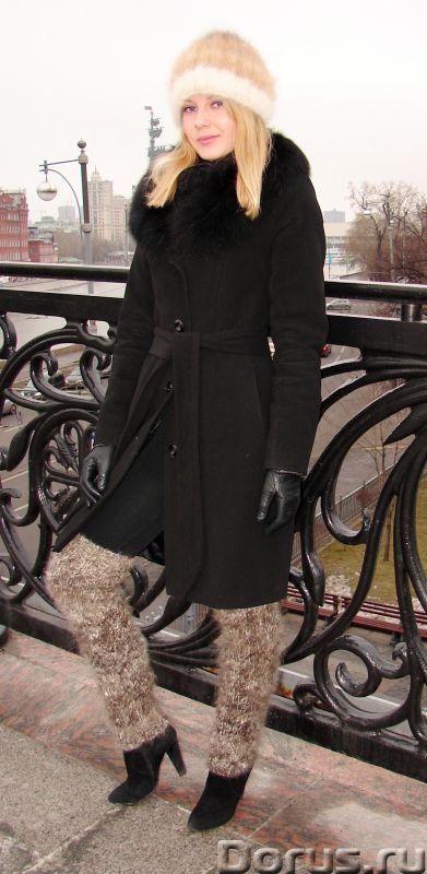Шапка женская вязанная «Теплое Обаяние» - Одежда и обувь - Шапка женская вязанная «Теплое Обаяние»..., фото 3