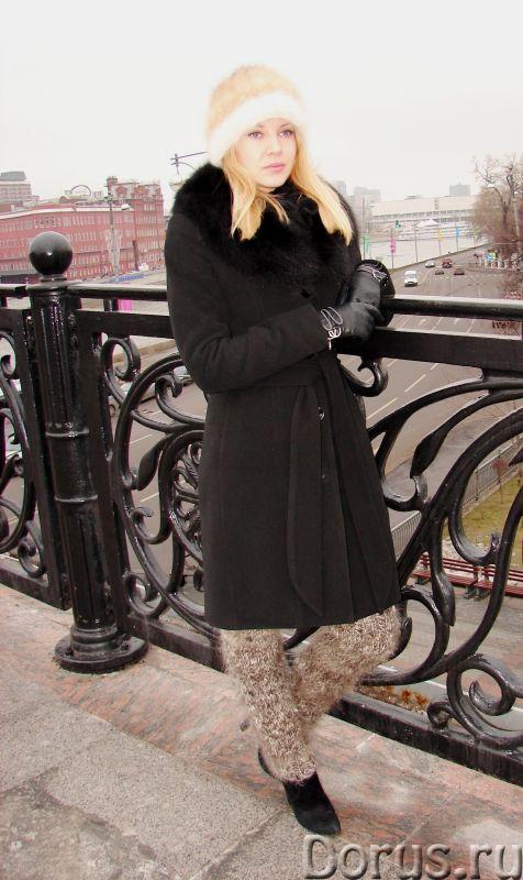 Шапка женская вязанная «Теплое Обаяние» - Одежда и обувь - Шапка женская вязанная «Теплое Обаяние»..., фото 7