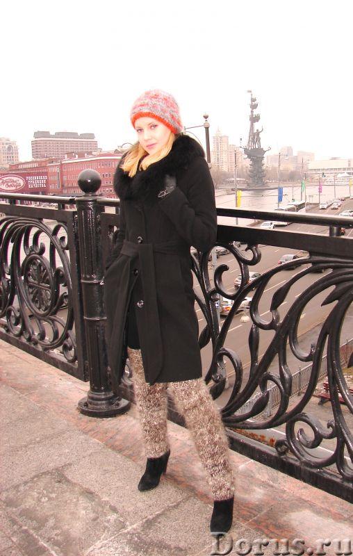 Шапка женская вязанная «Молодежная» - Одежда и обувь - Шапка женская вязанная «Молодежная» . Можем В..., фото 3