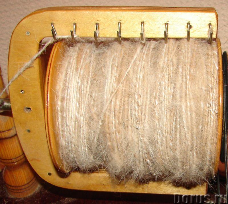 Пряжа целебная «Алабай2 280м100гр» одинарная из собачьей шерсти - Услуги народной медицины - Пряжа «..., фото 5