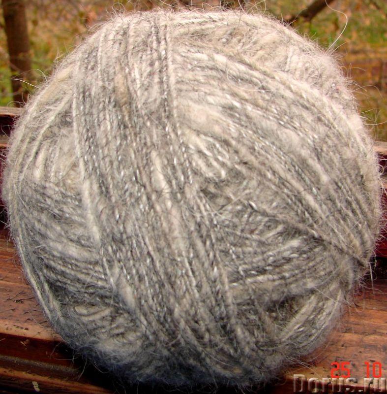 Пряжа «Бобтейл280м100гр» для ручного вязания .Средняя толщина нитки - Услуги народной медицины - Пря..., фото 5