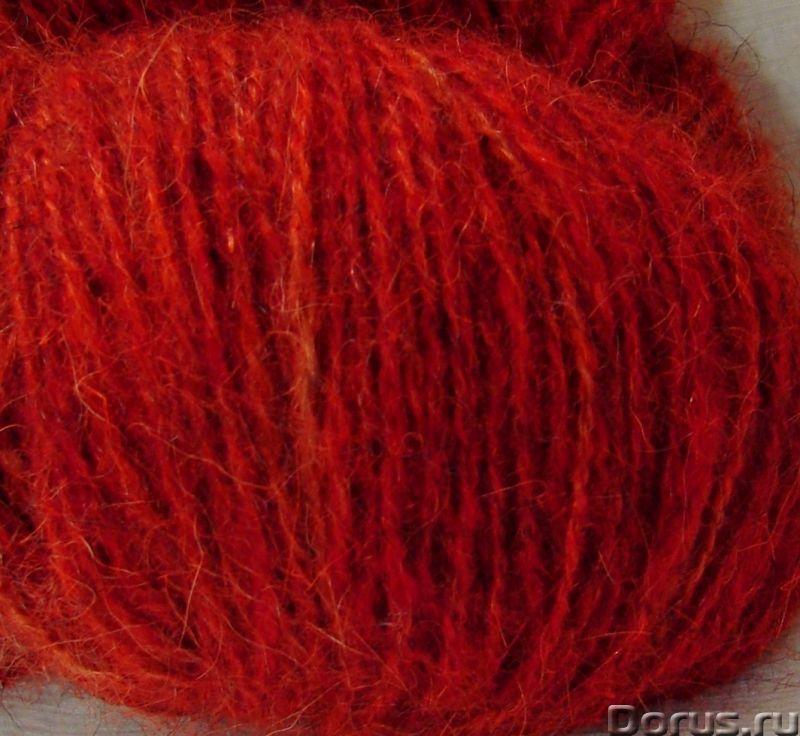 Пряжа целебная «БШС рыжий» 145м/100гр из собачьей шерсти - Услуги народной медицины - Пряжа «БШС рыж..., фото 8