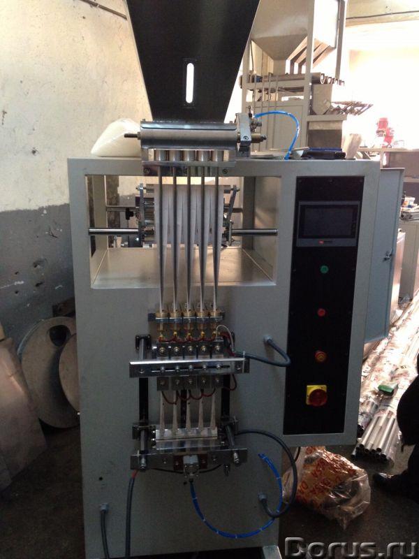 Оборудование для упаковки сахара песка и соли в стик пакеты - Промышленное оборудование - • Автомат..., фото 2