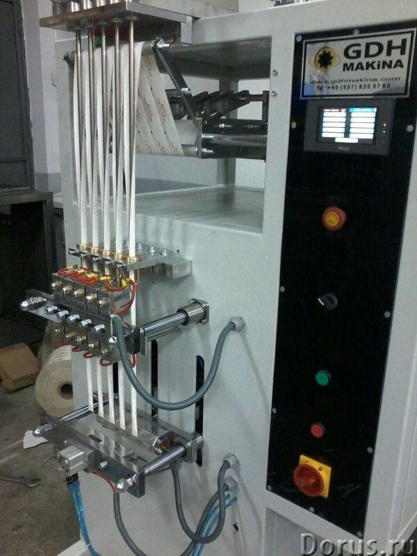 Оборудование для упаковки сахара песка и соли в стик пакеты - Промышленное оборудование - • Автомат..., фото 3