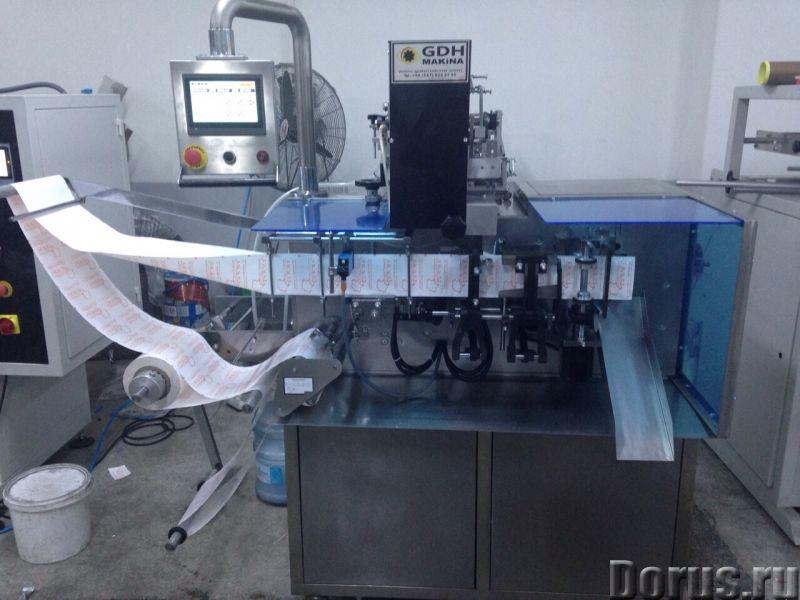 Оборудование для производства одноразовых влажных салфеток - Торговое оборудование - Предлагаем вам..., фото 1