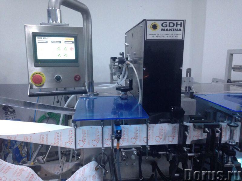 Оборудование для производства одноразовых влажных салфеток - Торговое оборудование - Предлагаем вам..., фото 2