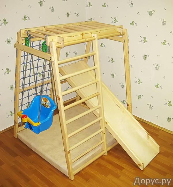 Мебель из дерева на заказ, детские спортивные комплексы - Детские товары - Наша компания изготавлива..., фото 1
