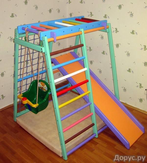 Мебель из дерева на заказ, детские спортивные комплексы - Детские товары - Наша компания изготавлива..., фото 2