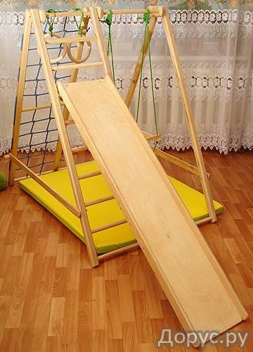 Мебель из дерева на заказ, детские спортивные комплексы - Детские товары - Наша компания изготавлива..., фото 3