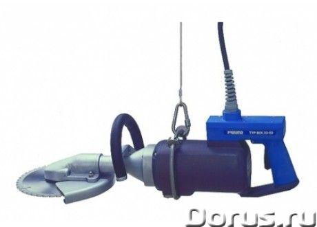 Дисковая пила Freund BCK 23-03 для свиней - Промышленное оборудование - Надёжная и удобная в работе..., фото 1