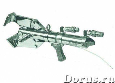 Гидравлические щипцы HZ 10 для отделения рогов овец - Промышленное оборудование - Гидравлические щип..., фото 1