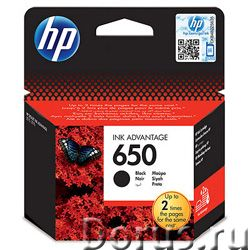 Картридж hp 650 ( CZ101AE ) черный для hp Deskjet Ink Advantage 1015, 1510, 1515, 1516, 1518, 2515 -..., фото 1