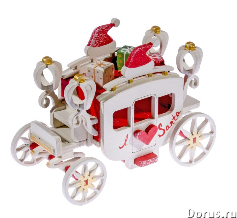 Елочные игрушки, сувениры из дерева ручной работы - Поиск делового партнера - Предлагаем елочные игр..., фото 1