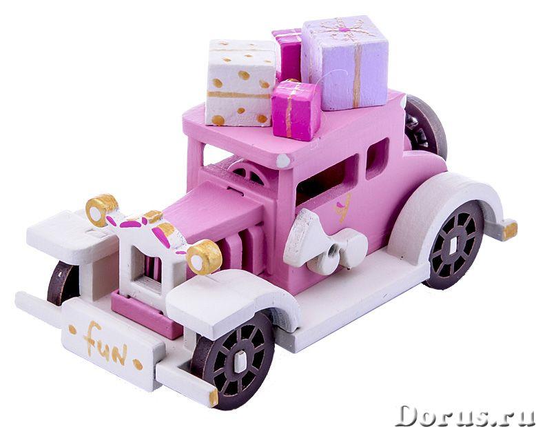 Елочные игрушки, сувениры из дерева ручной работы - Поиск делового партнера - Предлагаем елочные игр..., фото 2
