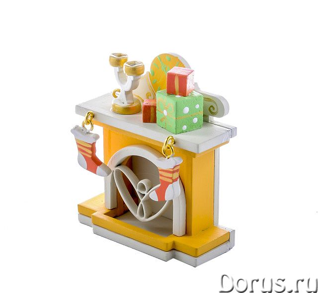 Елочные игрушки, сувениры из дерева ручной работы - Поиск делового партнера - Предлагаем елочные игр..., фото 4