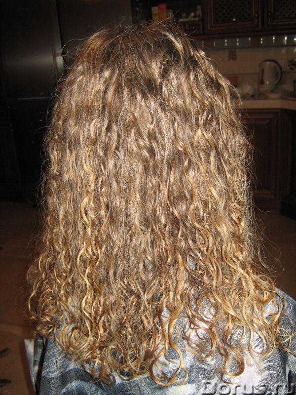 Окрашивание волос хной и басмой с выездом на дом - Косметические услуги - Вам надоел цвет волос, одн..., фото 6