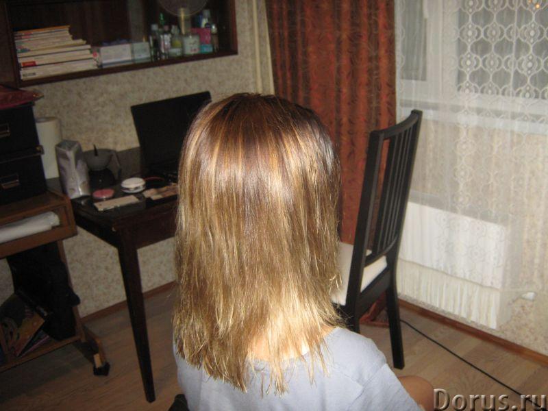 Окрашивание волос хной и басмой с выездом на дом - Косметические услуги - Вам надоел цвет волос, одн..., фото 8