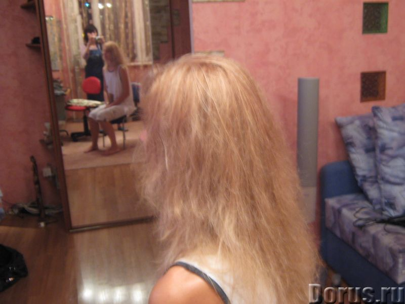 Окрашивание волос хной и басмой с выездом на дом - Косметические услуги - Вам надоел цвет волос, одн..., фото 9