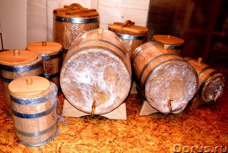 Кадка для засолки купить - Тара и упаковка - Дубовые кадки и бочки для солений - ёмкость цилиндричес..., фото 3