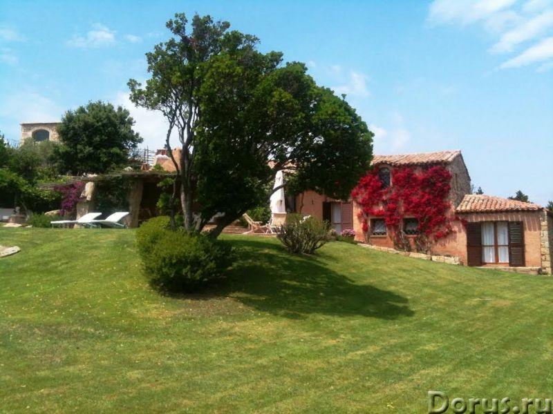 Вилла Петра в аренду на Сардинии - Недвижимость за рубежом - Вилла Петра, категории люкс, в аренду н..., фото 1