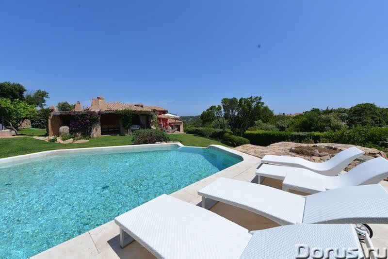 Вилла Петра в аренду на Сардинии - Недвижимость за рубежом - Вилла Петра, категории люкс, в аренду н..., фото 3