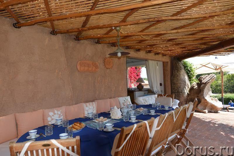 Вилла Петра в аренду на Сардинии - Недвижимость за рубежом - Вилла Петра, категории люкс, в аренду н..., фото 5