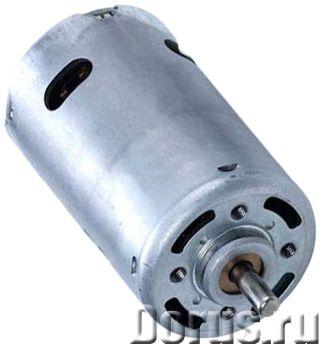 Моторчик вакуумного насоса цз W220 - Запчасти и аксессуары - НОВЫЙ моторчик для замены в вакуумном н..., фото 1