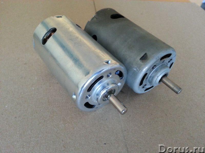 Моторчик вакуумного насоса цз W220 - Запчасти и аксессуары - НОВЫЙ моторчик для замены в вакуумном н..., фото 2