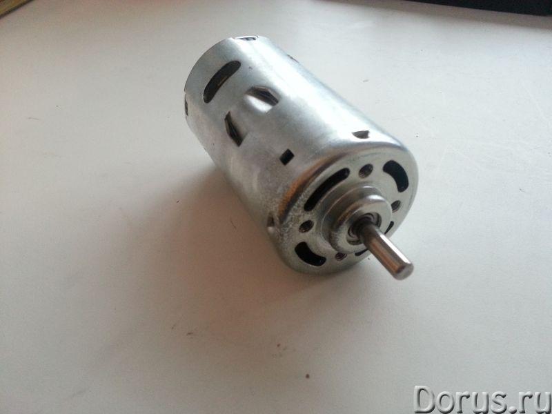 Моторчик вакуумного насоса цз W220 - Запчасти и аксессуары - НОВЫЙ моторчик для замены в вакуумном н..., фото 3