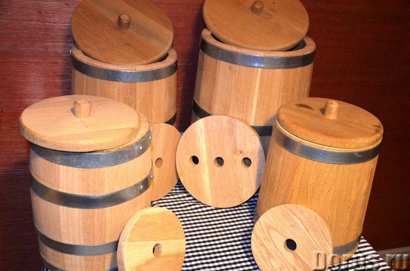 Бочки дубовые для засолки - Товары для дома - Бочки из дуба подходит для засолки любых овощей (помид..., фото 3