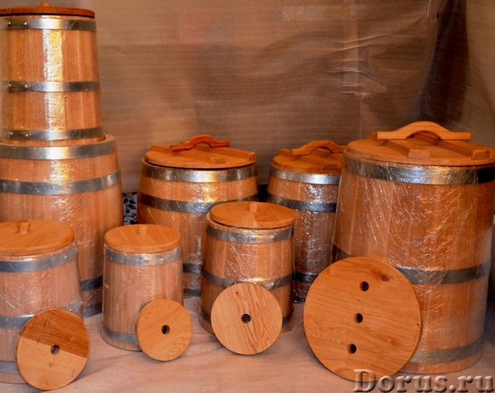 Бочки дубовые для засолки - Товары для дома - Бочки из дуба подходит для засолки любых овощей (помид..., фото 5