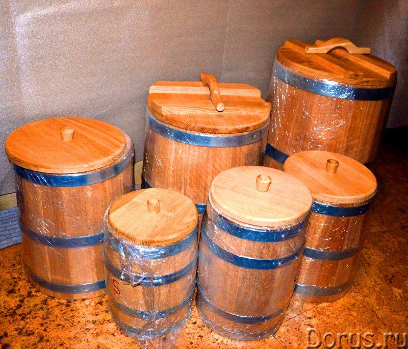 Бочки дубовые для засолки - Товары для дома - Бочки из дуба подходит для засолки любых овощей (помид..., фото 6