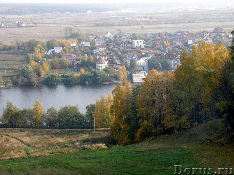 Участок 18 соток 20 км МКАД возле реки и горнолыжного курорта - Земельные участки - Участок 20 км от..., фото 2