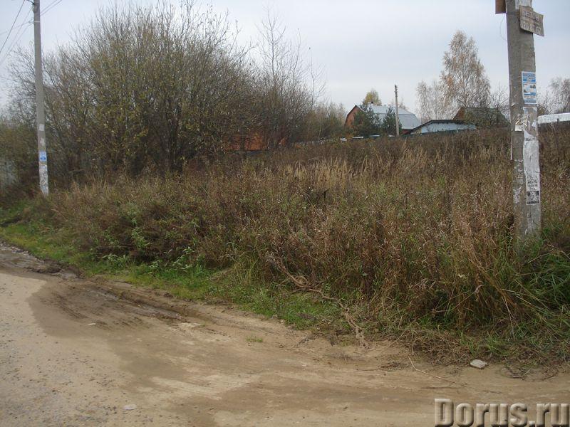Участок 18 соток 20 км МКАД возле реки и горнолыжного курорта - Земельные участки - Участок 20 км от..., фото 8
