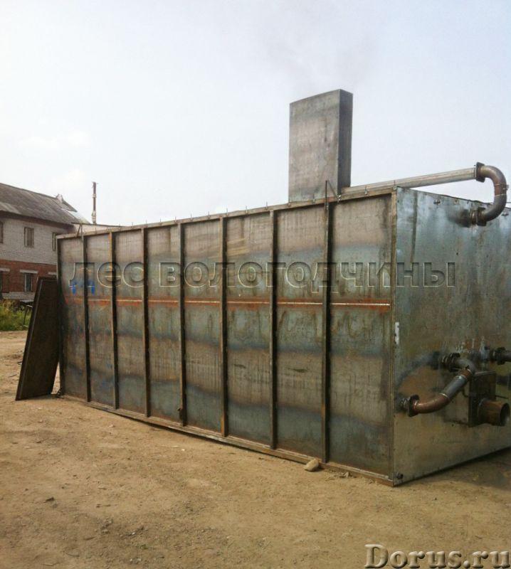 Углевыжигательная печь Заря-25 - Промышленное оборудование - Углевыжигательная печь Заря-25 термичес..., фото 1