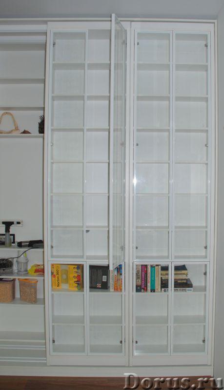 Раздвижная библиотека - Мебель для дома - Размеры: В 280 см x Ш 390 см х Г 64 см. Всего 8 двигающихс..., фото 7