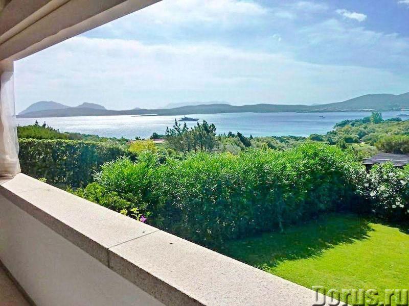 Вилла в аренду в Порто Ротондо, на Сардинии - Недвижимость за рубежом - Красивая вилла категории люк..., фото 3