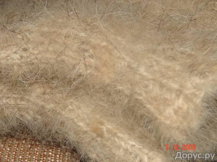 Спрясть собачью шерсть. Прядение шерсти под заказ - Прочие услуги - Прядение шерсти из вычесанного п..., фото 1